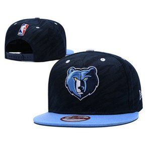 Memphis Grizzlies Snapback Hat Adjustable Cap